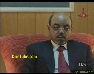 Meles urges avoiding 'doomsday scenario' in Sudan