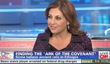 Some Believe Ancient relic in Ethiopia [Ark of the Covenant]