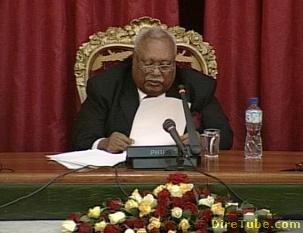 President Girma urges MPs to work hard, change Ethiopia - Full Speech
