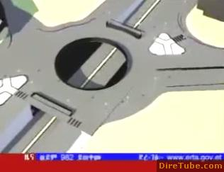 Ethiopian News - Mesqel Square to Bole road reconstruction started