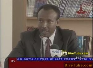 ETV 1PM Full Amharic News - Apr 9, 2011