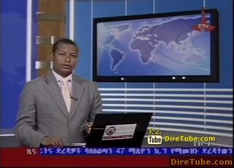 Amharic - 8 PM News - Feb 17, 2011