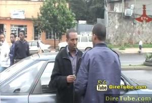 Police arrested Andualem Arage, Eskinder Nega and 3 other terror suspects