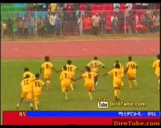 ETV Sport Report - Ethiopian national women football team defeated DR Congo
