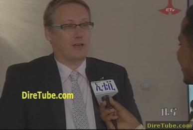 ETV 8PM Full Amharic News - Nov 23, 2010
