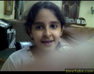 8-Year-Old Girl Lectures Egypt's Mubarak
