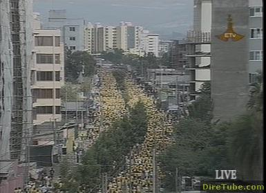 The Amazing Great Ethiopian Run 2010 - Watch the Highlights