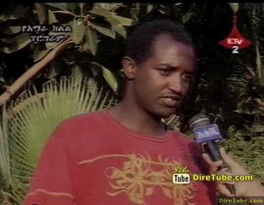 Interview with Yonata Tesfaye