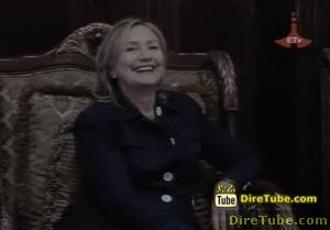 Hilary Clinton lauds Africa's achievements  - Part 1/4