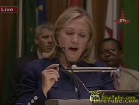 Hilary Clinton lauds Africa's achievements - Part 4/4