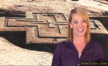 World's Greatest Attractions - Rock-Hewn Lalibela ETHIOPIA!