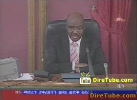ETV 1PM Full Amharic News - Jun 14,2011