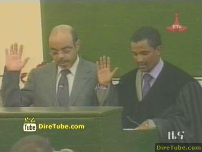 Parliament elects Meles to continue as Premier