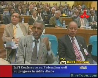International conference on Federalism well on progress in Addis Ababa