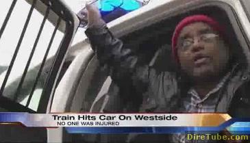 Ethiopian News - 58 Years old Ethiopian man survives horrific Train accident in Westside