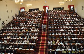 News in Brief - HPR elects Abadula Gemeda its Speaker