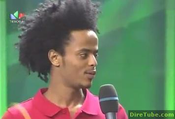 Meet Ethiopian Kiros Hadgu