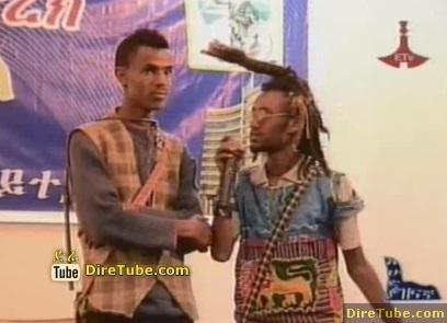 Ethiopian Comedian