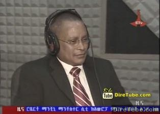 ETV 8PM Full Amharic News - Sept 14, 2011