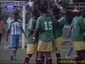 Ethiopia 5 - 0 Somalia - Full Video Highlight