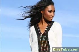 Model Brittany DePriest Wearing Zemen Clothing
