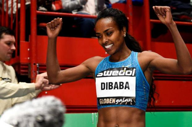 Genzebe Dibaba Set a New World Record