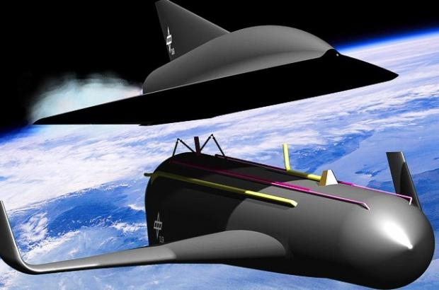 Hypersonic Plane that Fly from London to Sydney within 90 Minu...