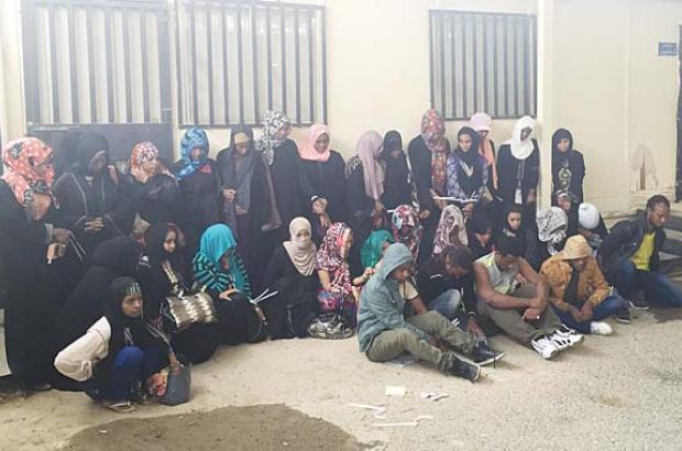 33 illegal Ethiopians arrested in Kuwait