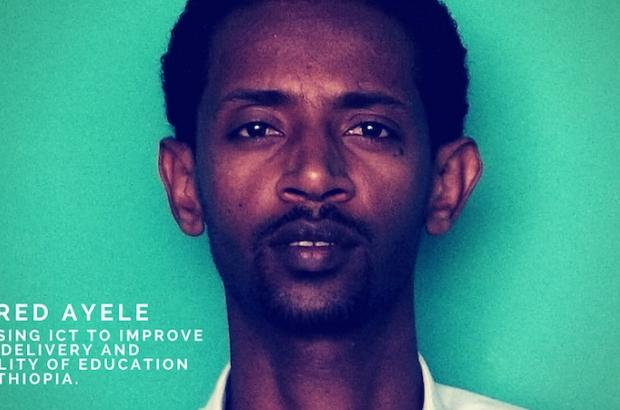 Yared Ayele is transforming education in Ethiopia through ICT
