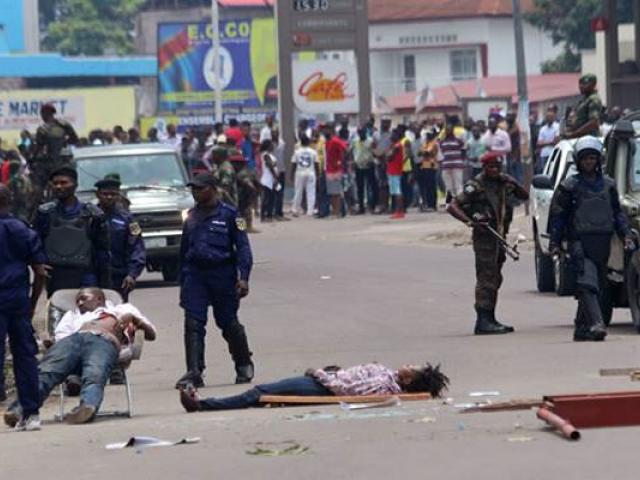 44 People Died in DRC Protest