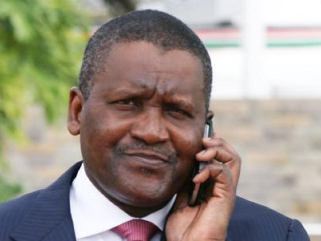 Dangote to import cement from Ethiopia to Kenya