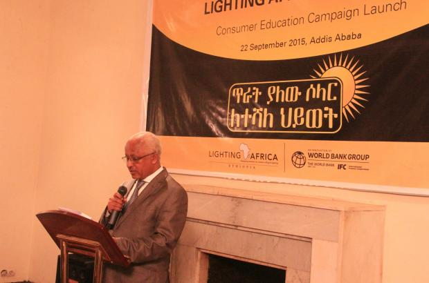 """""""Lighting Ethiopia"""" Consumer Education Campaign launched (Press Release)"""