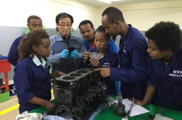 Korea looks to give back to Ethiopia for Korean War service