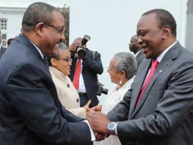 Ethiopia, Kenya sign oil pipeline deal