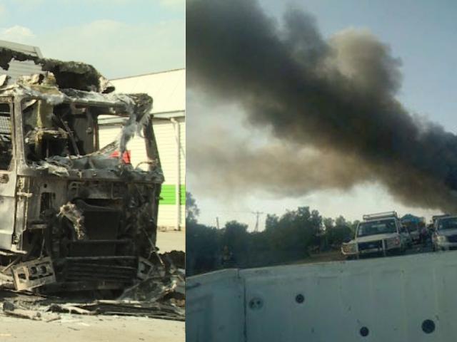Roads leading to in and out of Addis are increasingly becoming dangerous