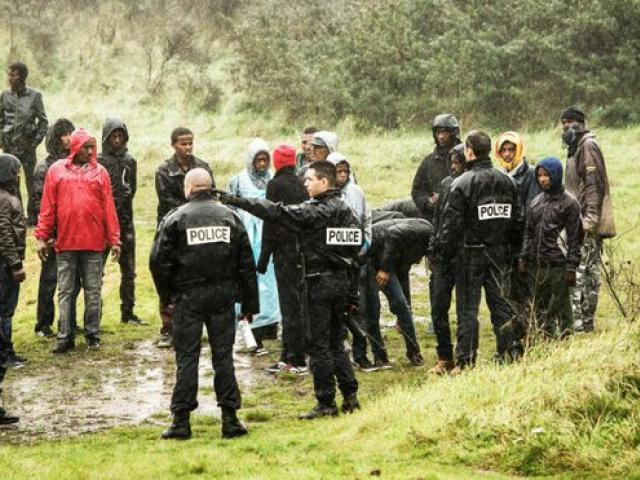 Ethiopian man killed in refugee camp clashes in France