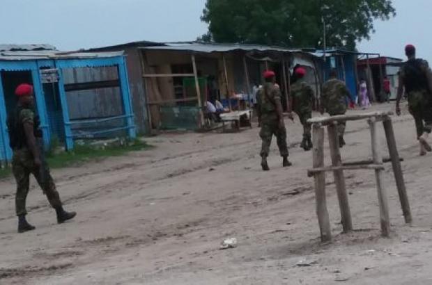 Thousands of Ethiopian troops enter S.Sudan's Pibor County