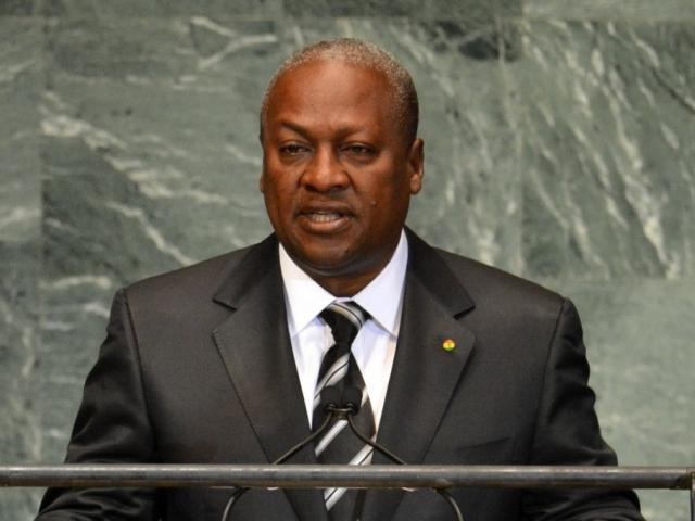 Ghanaian President Africa Needs Fair Trade not Sympathy or Aid