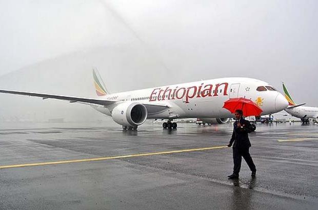 Intoxicated passenger incites havoc on Ethiopian flight