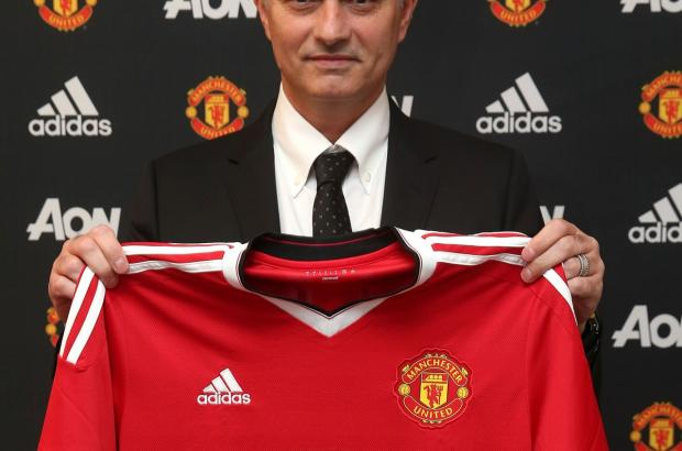 Jose Mourinho is Back in the Premier League as United manager