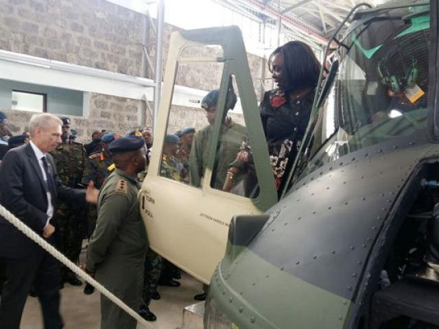 US government gives KDF new helicopters to fight ter...