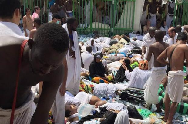 31 Ethiopians Killed in the Mecca Mina Stampede