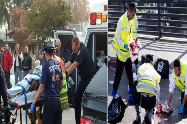 Man beats girlfriend to death in middle of Tel Aviv street