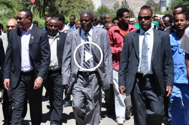 Abay Woldu re-elected as Tigray's President