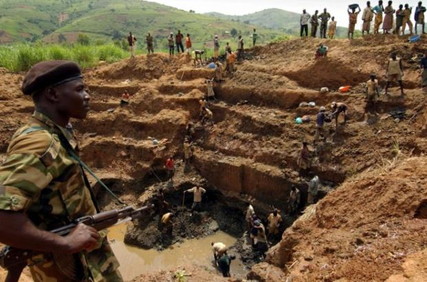 Resource Curse in Africa:  Why the wealth of Africa does not make Africans wealthy