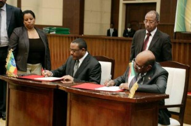 Sudan, Ethiopia Technical and Economic Committee Agree to Implement Cross Boarder Proje...