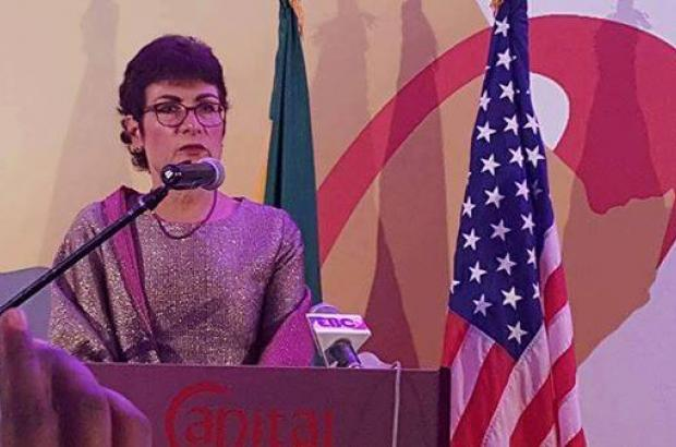 US Doctors for Africa awarded the US Ambassador to Ethiopia