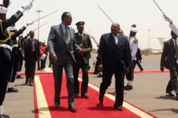 Sudan Affirms Strong Relations with Eritrea amid Signs of Tensions over Ethiopian Opposition