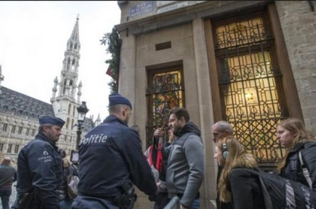 Brussels terror alert based on fears of 'Paris-style attack'