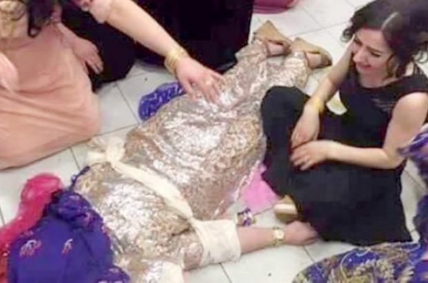 Woman gunned down at wedding for refusing to marry cousin